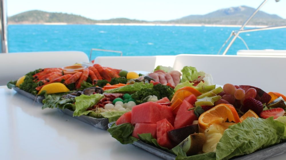 Whitsundays Provisioning